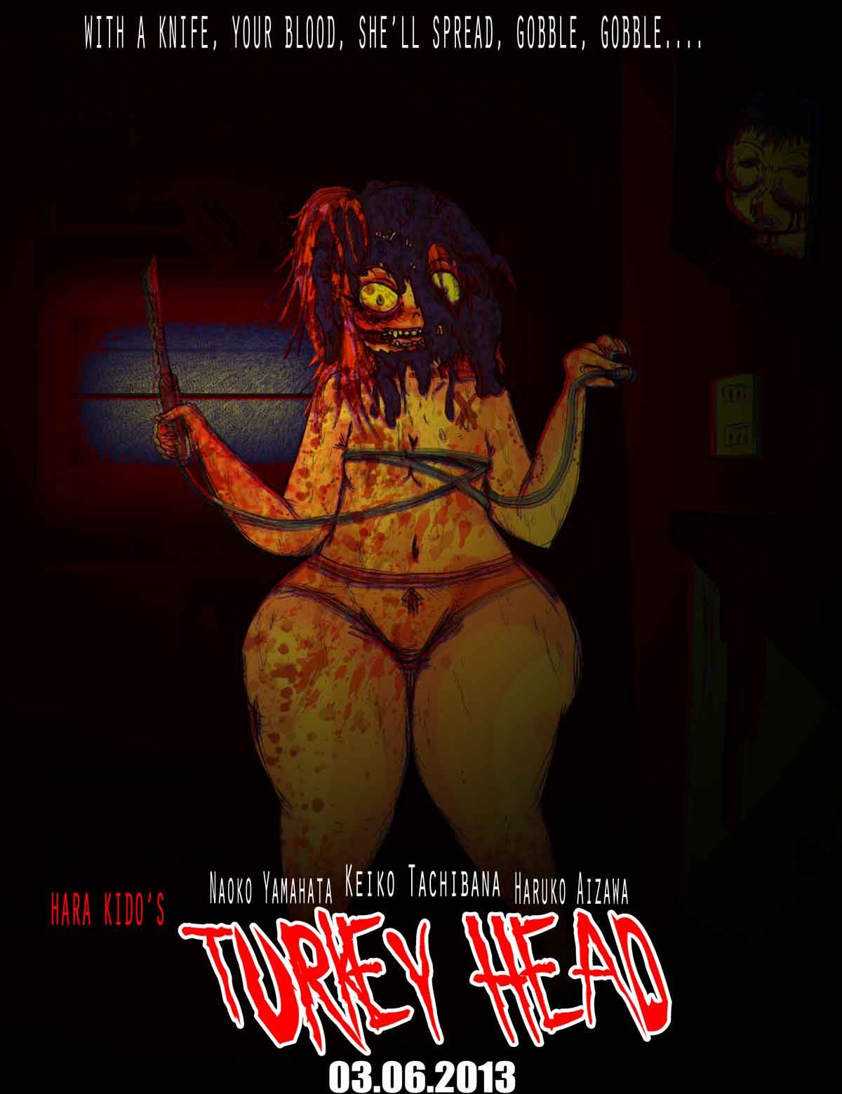 Turkey Head The Movie
